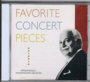 Arthur Fiedler & Boston Pop Orchestra - Favorite Concert Pieces  /  Cd 1