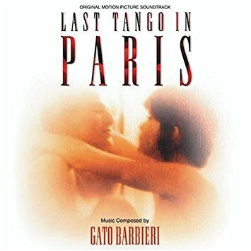 Gato Barbieri - Last Tango In Paris - O.S.T.  /  Cd 1  Sony Import