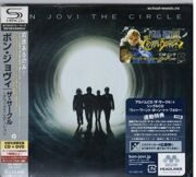 Bon Jovi - The Circle Deluxe /  Shmcd+Dvd 2