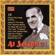 Al Jolson - Vol. 1 (1911-1914) /  Cd 1