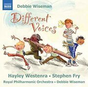 Wiseman, D. - Different Voices (Royal Philharmonic Orchestra, Wiseman)  -  /  Cd 1