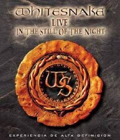 Whitesnake - Live In The Still Of The Night /  Dvd 1