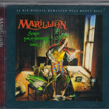 Marillion - Script For A Jester'S Tear /  Cd 2