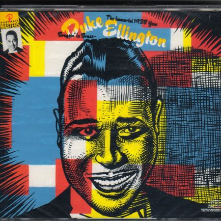Duke Ellington - Braggin' In Brass - Immortal 1938 Year /  Cd 2