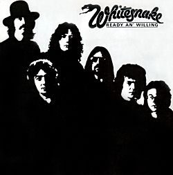 Whitesnake (David Coverdale,Ex-Deep Purple) - Ready An'Willing /  Cd 1