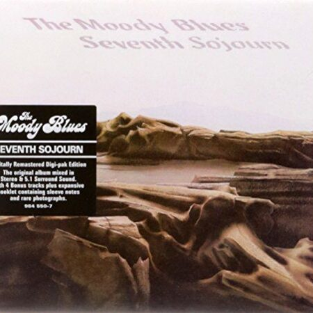 Moody Blues - Seventh Sojourn. /  Sacd 1