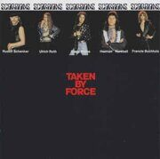 Scorpions - Taken By Force /  Cd 1