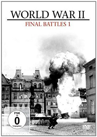 World War Ii - Documentary - Final Battles 1 /  Dvd 1