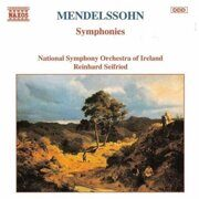 Mendelssohn - Complete Symphonies And String Symphonies -  /  Cd 6