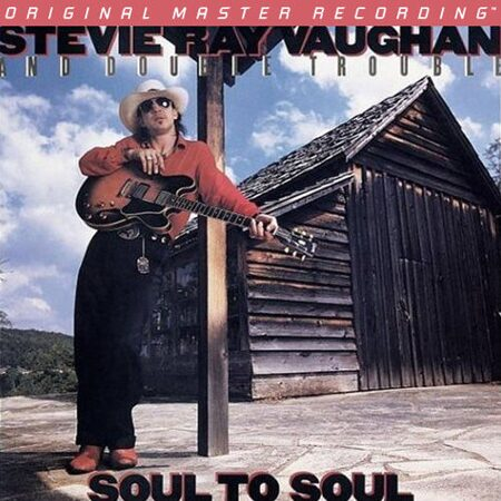 Stevie Ray Vaughan - Soul To Soul . /  Sacd 1