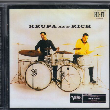 Gene Krupa And Buddy Rich - Krupa And Rich /  Cd 1