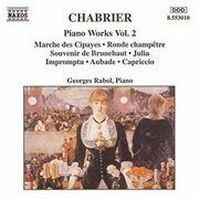 Chabrier - Piano Works Vol. 2  -  /  Cd 1
