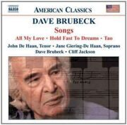 Brubeck - Songs - (Dave Brubeck) /  Cd 1