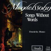 Mendelssohn - Songs Without Words, Books 5-8  -  /  Cd 1