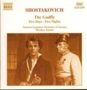 Shostakovich - Gadfly Suite / Five Days-Five Nights Suite -  /  Cd 1