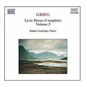 Grieg - Lyric Pieces, Opp. 12, 38, 54, 57, 62, 65, 68 And 71  -  /  Cd 1