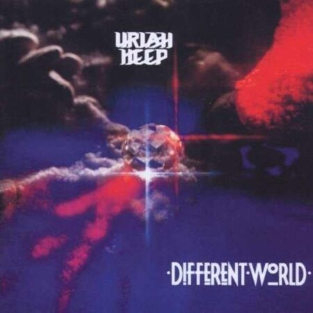 Uriah Heep - Different World /  Cd 1