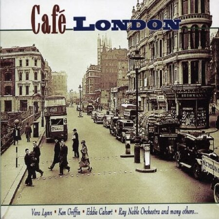 V/A - Cafe London - Classical Jazz Song /  Cd 2