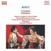 Bizet - Carmen (Highlights) -  /  Cd 1