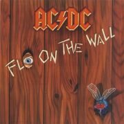 Ac/Dc - Fly On The Wall (Us) /  Lp 1