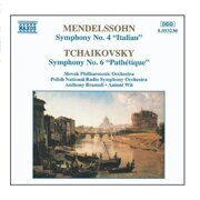 Mendelssohn - Symphony No. 4 / Tchaikovsky - Symphony No. 6, 'Pathetique' -  /  Cd 1