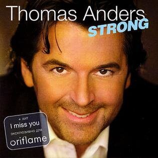 Thomas Anders - Strong  /  Cd 1   Russia