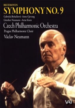 Beethoven - Symphony No. 9 - Vaclav Neumann, Conductor /  Dvd 1