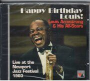 Louis Armstrong & His All-Stars - Happy Birthday Louis! /  Cd 1