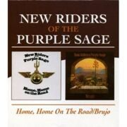 New Riders Of The Purple Sage - Home,Home On The Road /Brujo /  Cd 1