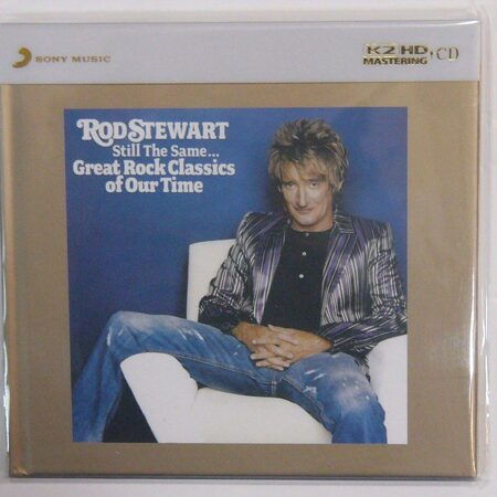 Rod Stewart - Still The Same-Great Rock Classics Of All Time /  K2Hd Mastering 1