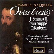 Famous Operetta Overtures  -   /  Cd 1  Naxos Import