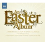 Various Artists & Composers - Easter Album (Пасхальный Альбом)  /  Cd 2