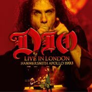 Dio (Ronnie James Dio) - Live In London Hammersmith 1993. /  Lp 2