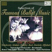 Famous Ballet Music Selection Of...  - Selection Of    /  Cd 2  De Luxe Чехия