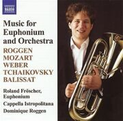 Mozart/Tchaikovksy/Balissat - Music For Ephroniun And Orchestra - Roland Froscher /  Cd 1
