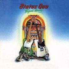Status Quo - Perfect Remedy /  Cd 1