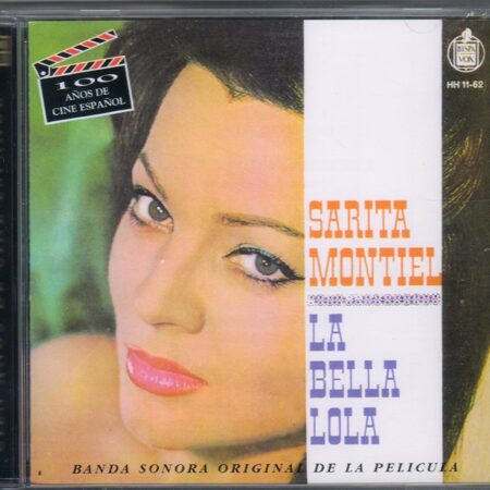 Sarita Montiel - La Bella Lola  /  Cd 1  Emi Uk