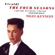 Vivaldi - Four Seasons - Nigel Kennedy /  Cd 1
