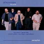 Playscape Quintet - Perception  /  Cd 1