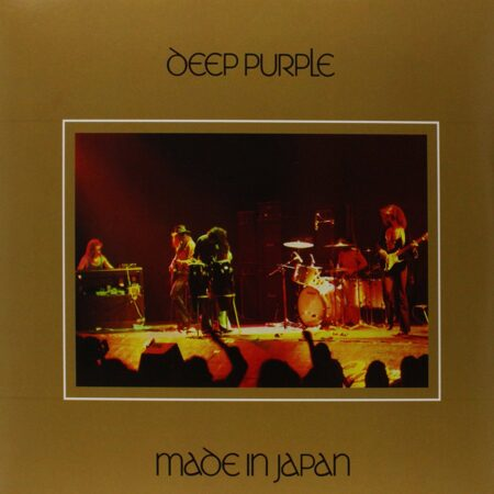 Deep Purple - Made In Japan (Eu) /  Lp 2