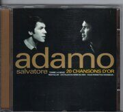 Salvatore Adamo - 20 Chansons D'Or /  Cd 1