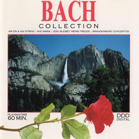 Bach - Collection - Бах  /  Cd 1  Elap Sweden