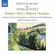 French Music For Wind Quintet  -   /  Cd 1  Naxos Import