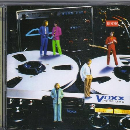 Bay City Rollers - Voxx  /  Cd 1
