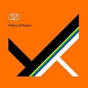 Omd (Orchestral Manoeuvres In The Dark) - History Of Modern. /  Cd 1