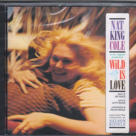 Nat King Cole - World Is Love /  Cd 1