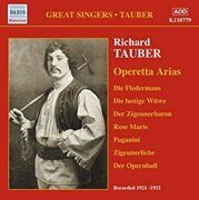 Richard Tauber - Operetta Arias (1921-1932) (Historical Great Singers)  /  Cd 1