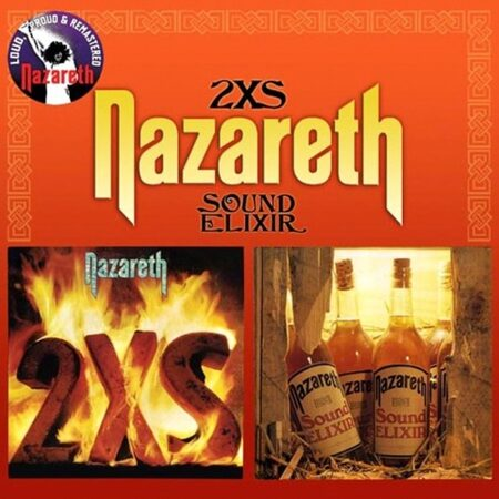 Nazareth - 2Xs / Sound Elixir /  Cd 1