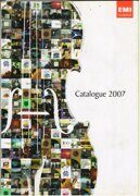 Catalogue - Emi/Virgin Classic 2007 -   /  T 1   England