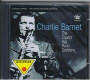 Charlie Barnet - Capitol Big Band Sessions /  Cd 1